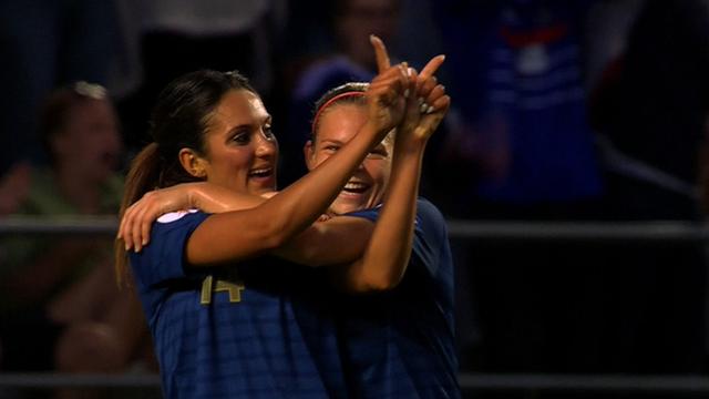 Best goals of Women's Euro 2013