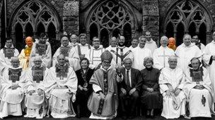Abbot Jubilee celebrations