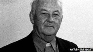 Fr Paul Moore