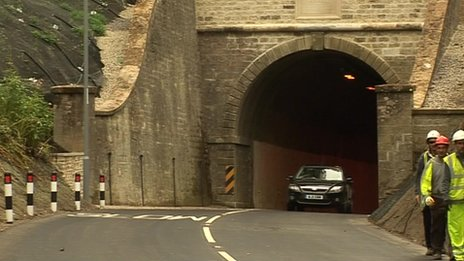 Beaminster Tunnel