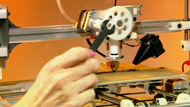 3D printed spanner
