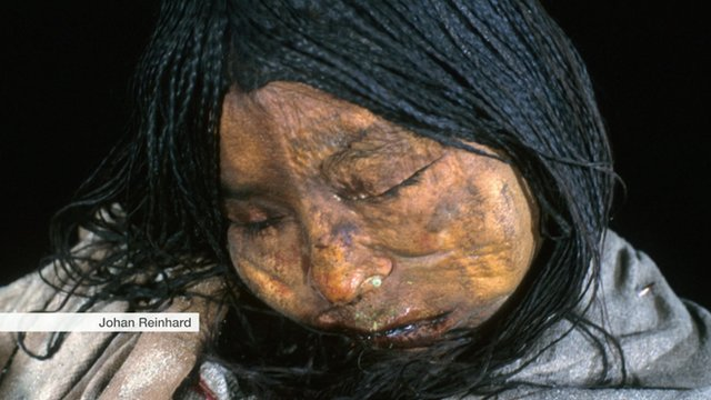 The 13-year-old girl who was discovered