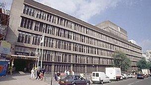 Bristol Royal Infirmary (BRI)