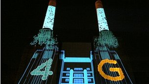UK EE 4G launch