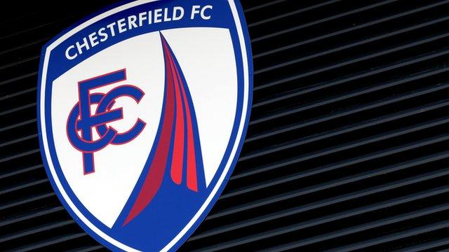 Chesterfield crest
