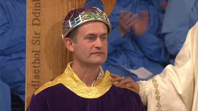 Seremoni Coroni / Crowning Ceremony