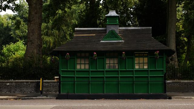 Cabman's Shelter