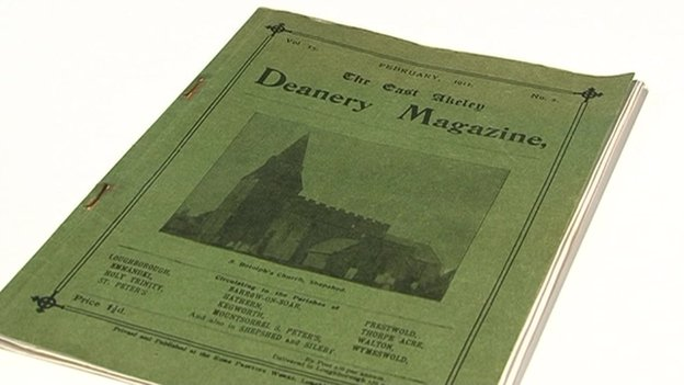 The deanery magazine