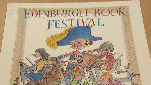 The first Edinburgh Book Festival was held in 1983