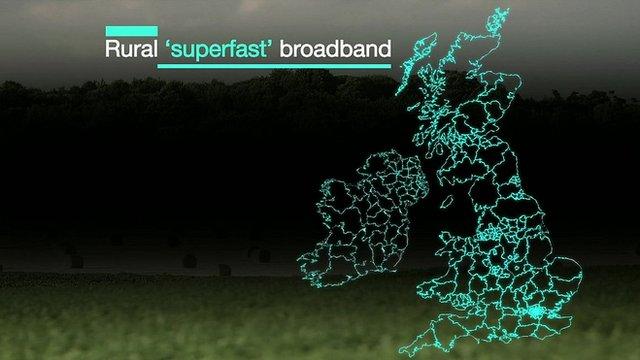 Rural broadband