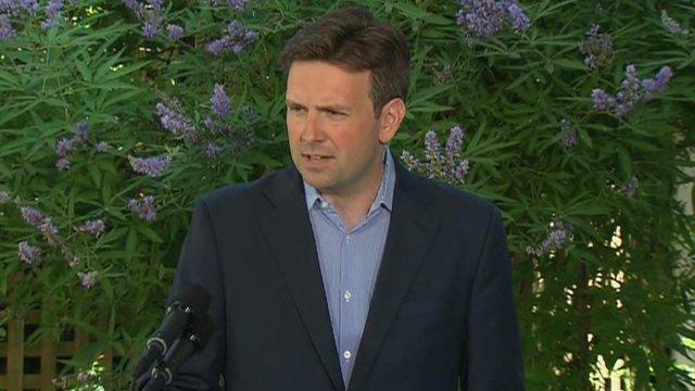 White House Deputy Press Secretary Josh Earnest