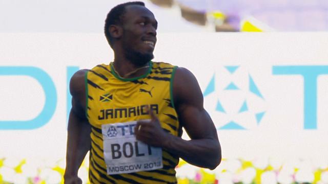 World and Olympic champion Usain Bolt