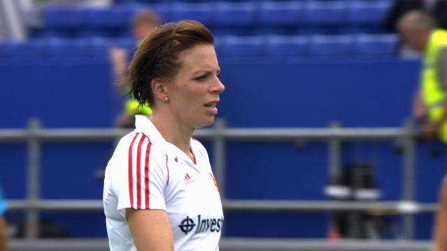 England captain Kate Walsh
