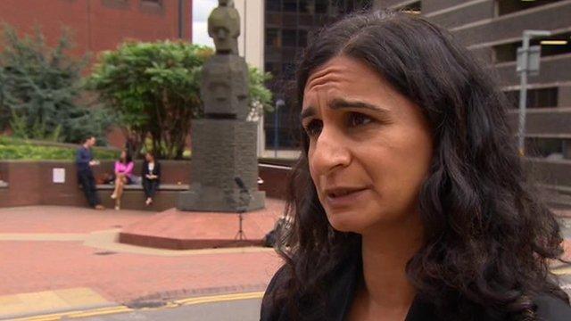 Head of Birmingham City Council's trading standards Sajeela Naseer