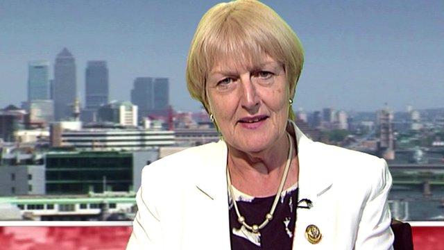 Barbara Young, chief executive of Diabetes UK