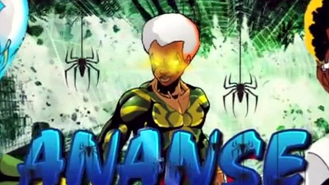 Ananse, the Spider