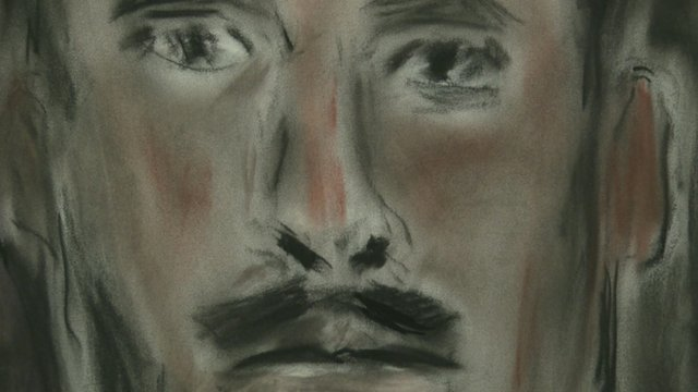 A Bob Dylan portrait