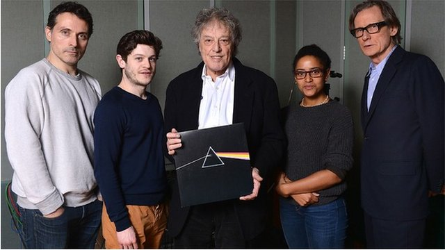 Rufus Sewell, Iwan Rheon, Sir Tom Stoppard, Amaka Okafor, Bill Nighy