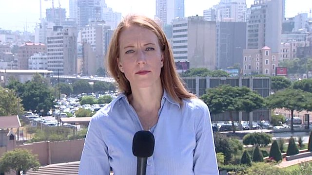 Yolande Knell, BBC Middle East reporter