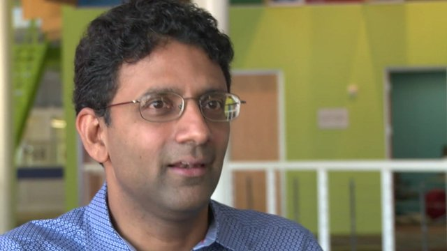Ben Gomes, Google's vice-president of search