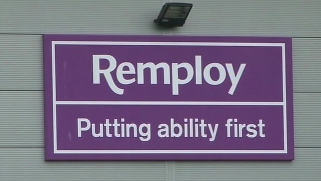 Remploy is about to let go of its two remaining factories in Wales