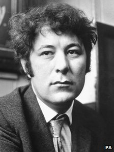 File photo dated 1/5/1970 of Irish poet, playwright and Nobel prize winner Seamus Heaney