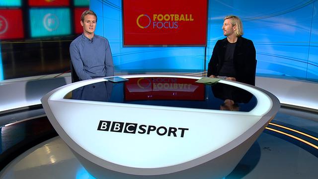 Dan Walker is joined by Robbie Savage for this week's Football Focus.