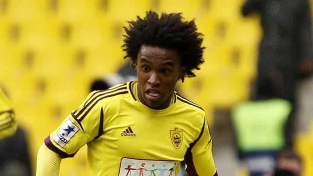 Chelsea splashed out £30m on Willian