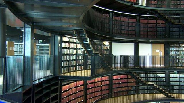 Birmingham library