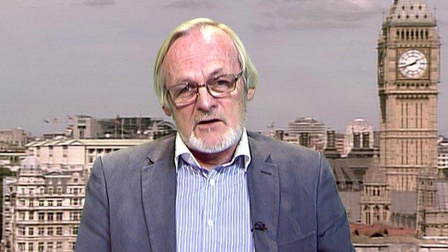 BBC Political Research Editor David Cowling