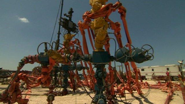 Fracking in America
