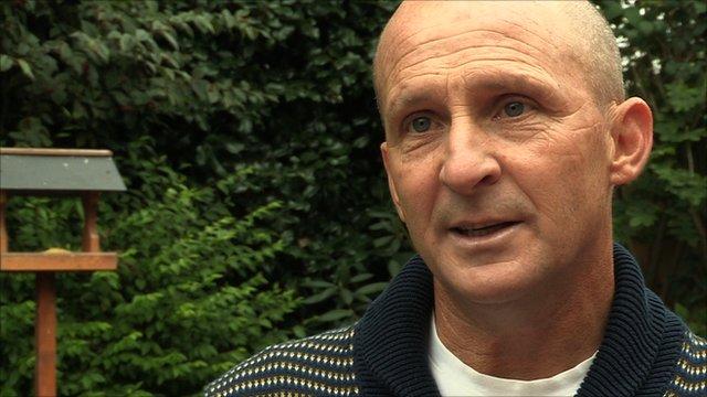 New York Fury head coach Paul Riley