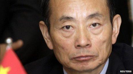 File picture of Jiang Jiemin