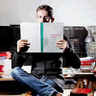 Carlo Ratti, director of Senseable City Lab, MIT