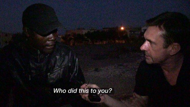Refugee with Paul Mason