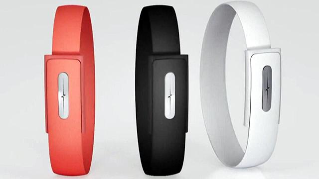 Bionym's Nymi wristband