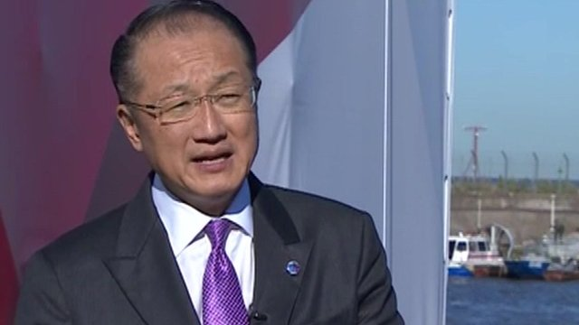 Dr Jim Yong Kim