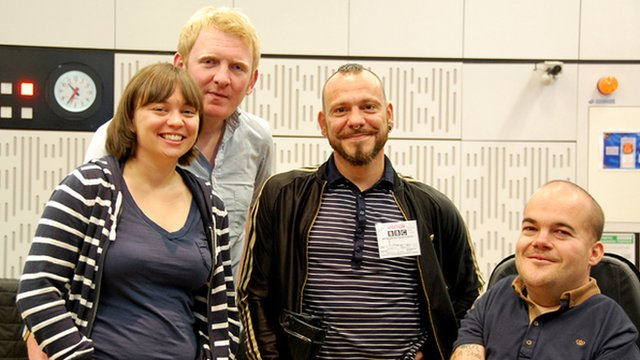 Ouch presenters and panellists