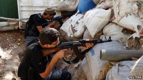 FSA fighters