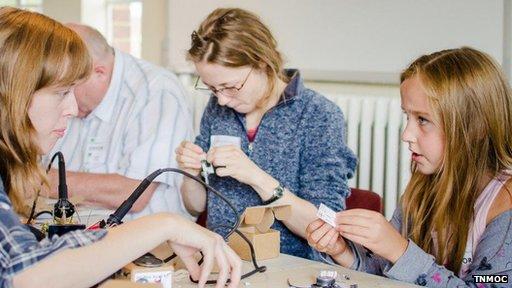 Electronics and soldering workshop