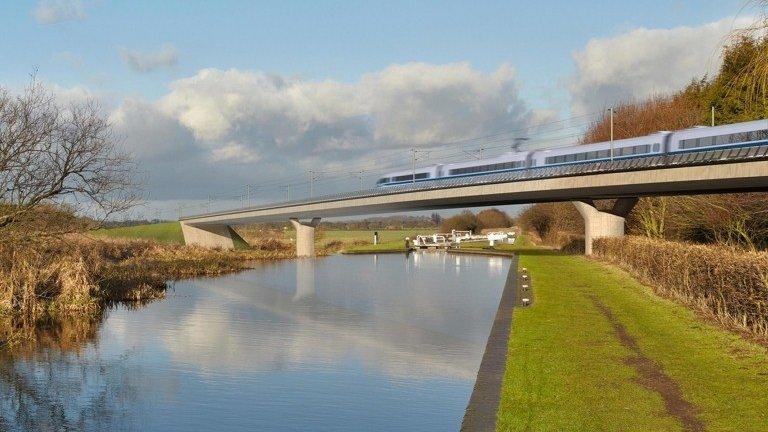 UK looks for HS2 train-builder