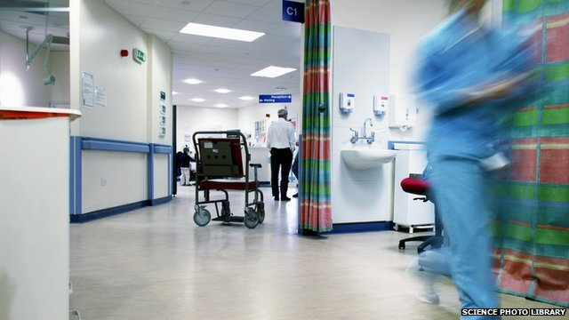 A&E hospital
