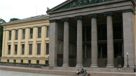 Oslo University external view (2006)