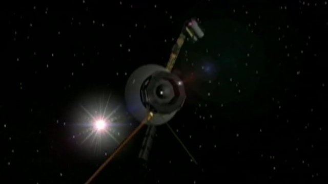 Voyager animation