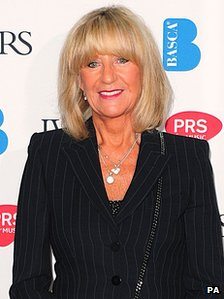 Christine McVie in May