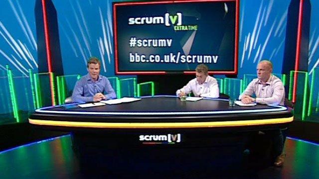 Scrum V Extra Time team