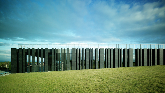 Giant's Causeway visitor centre