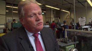 Martin Stoeckmann, head of training for Siemens, Berlin