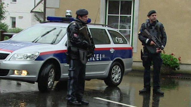 Police in Austria