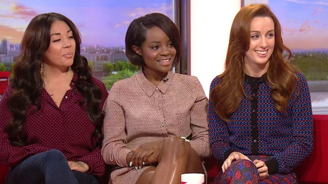 MKS, formerly the Sugababes